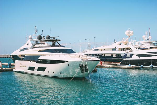 Toujours pas de visibilité sur la fin des droits additionnels de 25 % sur les yachts US.