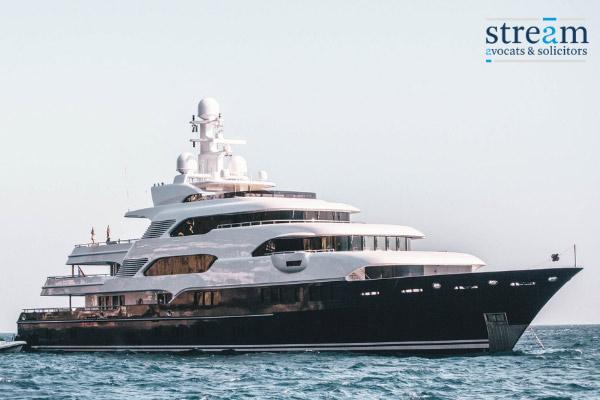 MYBA tax law yacht stream